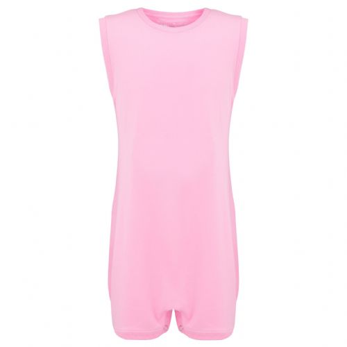 KayCey Super Soft Body Suit - Sleeveless - PINK from